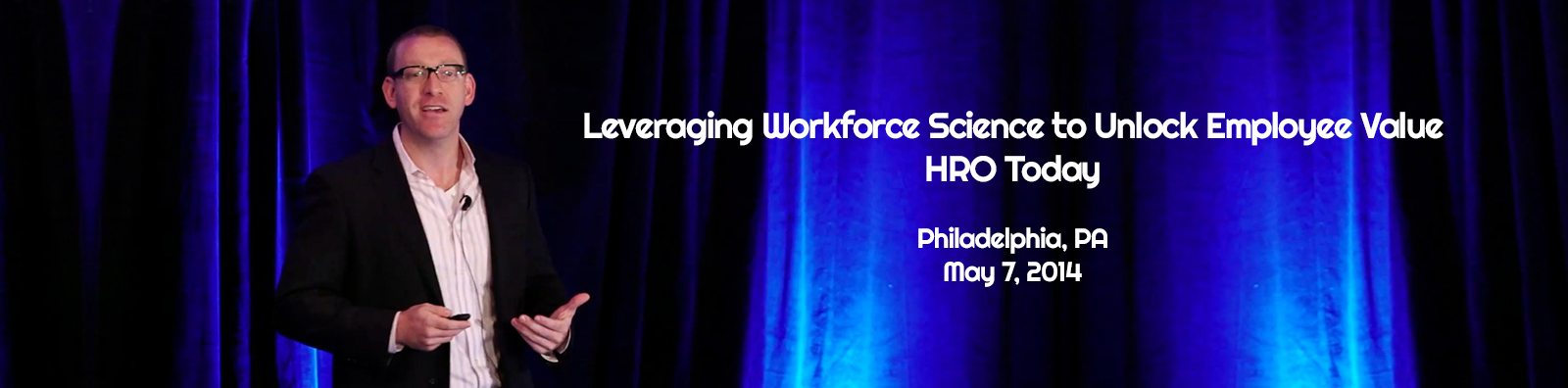 Dr. Michael Housman talks about workforce science at HRO Today