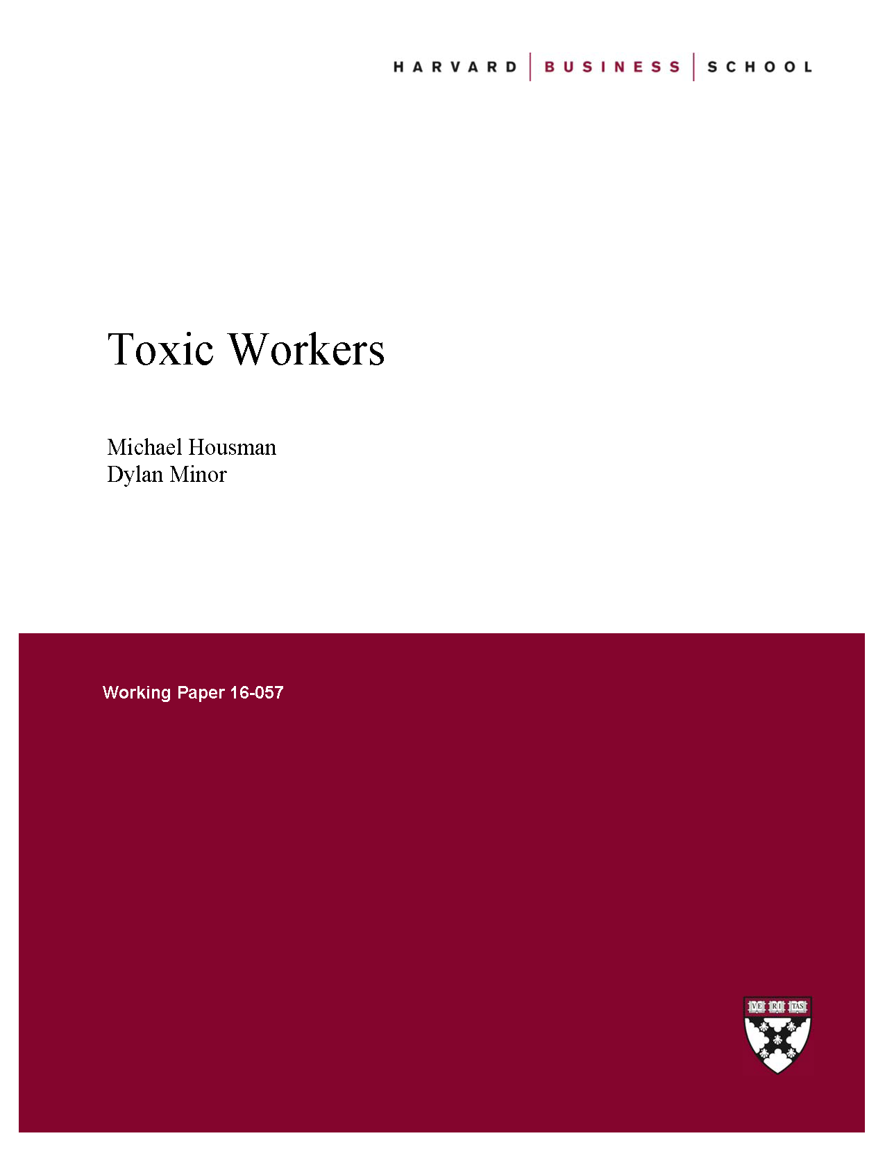 Toxic Workers